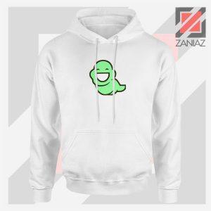 Green Ghost Animated Hoodie