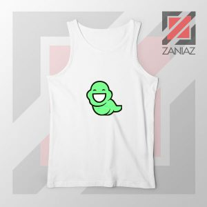 Green Ghost Animated Tank Top