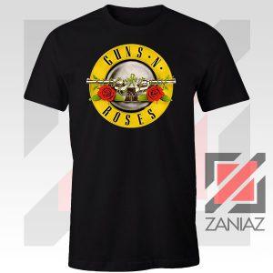 Guns N Roses Metal Graphic Tee