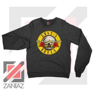 Guns N Roses Metal New Graphic Sweater
