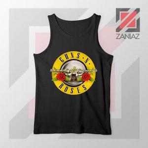 Guns N Roses Metal New Graphic Tank Top