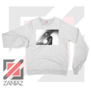 J Cole 2014 Album Concert White Sweatshirt