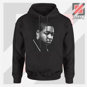 Jadakiss Rapper Graphic Hoodie