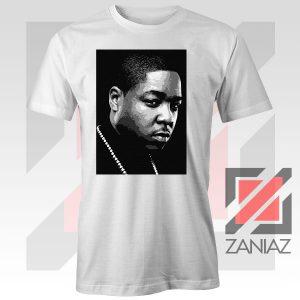 Jadakiss Rapper Graphic White Tshirt