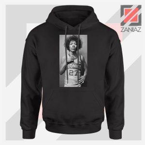 Jimi Hendrix Team 27 Sonics Hoodie