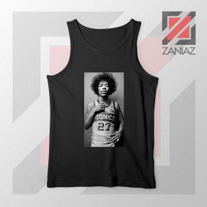 Jimi Hendrix Team 27 Sonics Tank Top