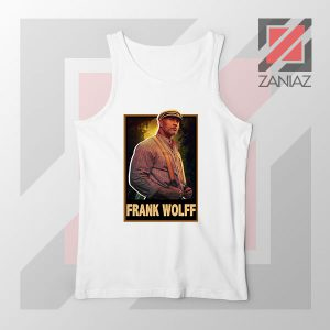 Jungle Cruise The Rock Actor White Tank Top