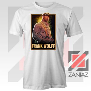 Jungle Cruise The Rock Actor White Tshirt