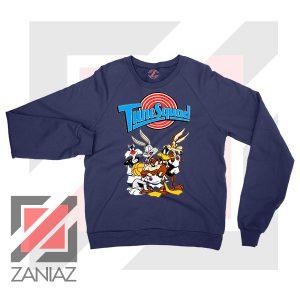 New Tune Squad Space Jam Navy Blue Sweatshirt