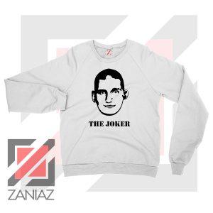 Nikola The Joker Design Sweatshirt