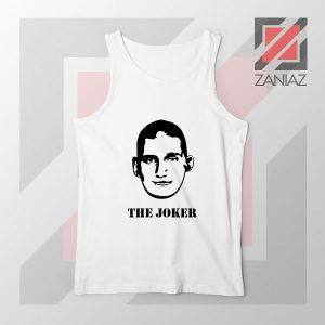 Nikola The Joker Design Tank Top