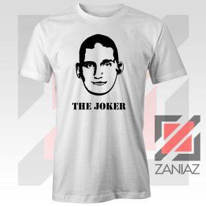 Nikola The Joker Design Tee