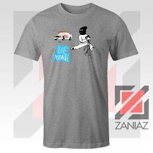 Pure Adrenaline Jackboys Sport Grey Tshirt