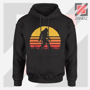 Sasquatch Silhouette Designs Hoodie