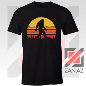 Sasquatch Silhouette Designs Tshirt