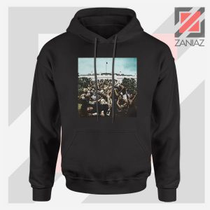 To Pimp a Butterfly Album Hoodie