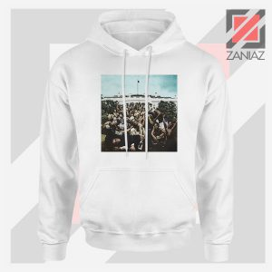 To Pimp a Butterfly Album White Hoodie