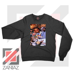 2 Welcome to The Party Pop Smoke Sweater