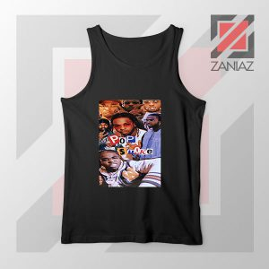 3 Welcome to The Party Pop Smoke Tank Top