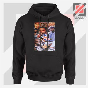 4 Welcome to The Party Pop Smoke Hoodie