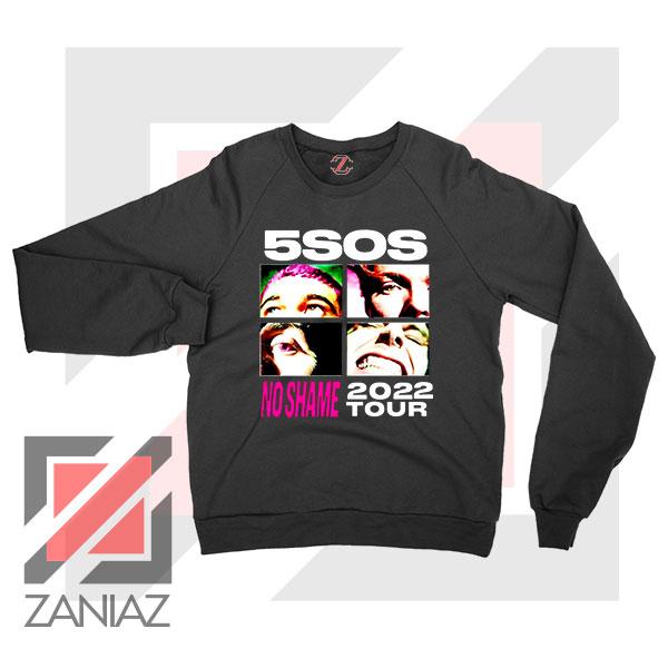 5sos No Shame 2022 Tour Sweatshirt