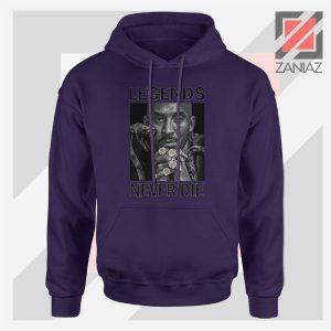 Black Mamba Never Die Navy Jacket