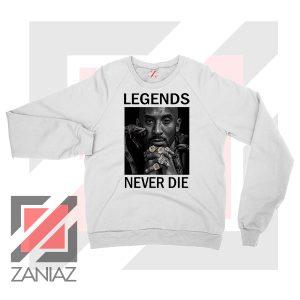 Black Mamba Never Die Sweatshirt
