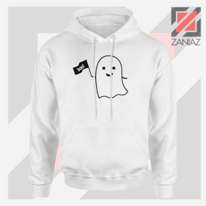 Cute Ghost Cozy Halloween Jacket