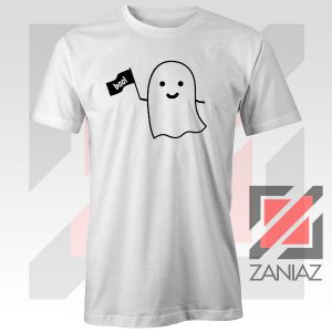 Cute Ghost Cozy Halloween Tshirt
