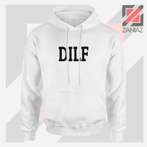 DILF Funny Father Day Graphic Jacket
