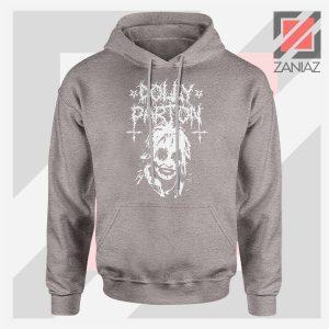 Dolly Parton Metal Design Sport Grey Jacket
