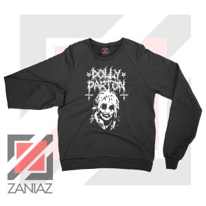 Dolly Parton Metal Design Sweater