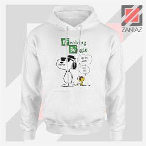Funny Snoopy Say My Name Hoodie