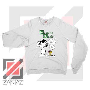 Funny Snoopy Say My Name Sweatshirt