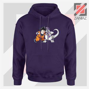 Goku Saiyan Family Guy Navy Blue Jacket
