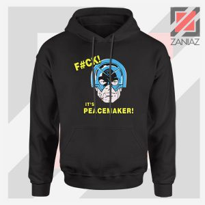 It is Peacemaker John Cena Black Jacket