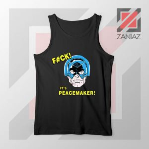 It is Peacemaker John Cena Black Tank Top