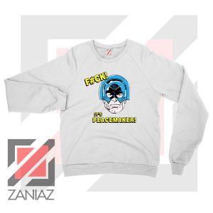 It is Peacemaker John Cena Sweatshirt