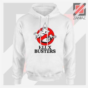 Klux Klan Busters Logo Hoodie