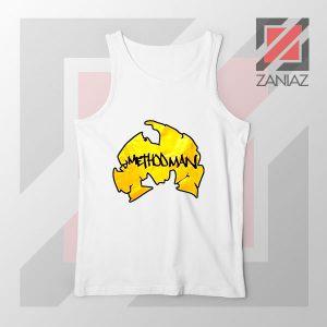 Method Man Wu Tang Logo Tank Top