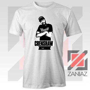 Nipsey Hussle Crenshaw Best White Tshirt