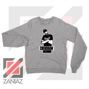 Nipsey Hussle Crenshaw Grey Sweatshirt