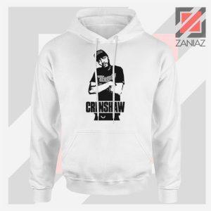 Nipsey Hussle Crenshaw White Jacket