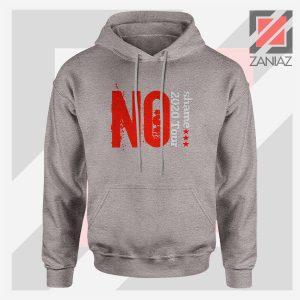 No Shame 2020 Tour 5SOS Grey Jacket