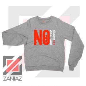 No Shame 2020 Tour 5SOS Grey Sweater