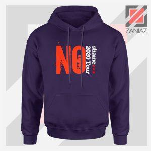 No Shame 2020 Tour 5SOS Navy Jacket