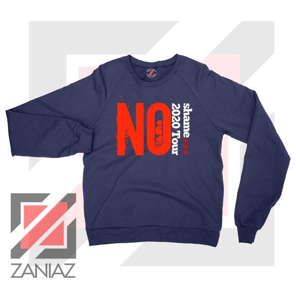 No Shame 2020 Tour 5SOS Navy Sweater