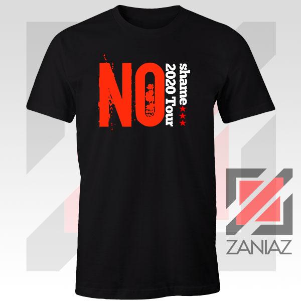 No Shame 2020 Tour 5SOS Tee