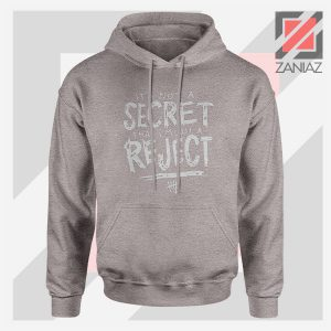 Rejects 5 Seconds of Summer Grey Jacket