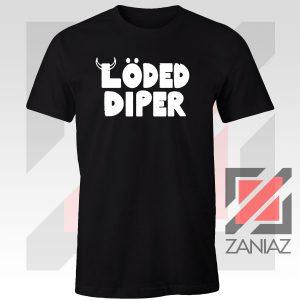 Save Loded Diper Music Logo Tshirt